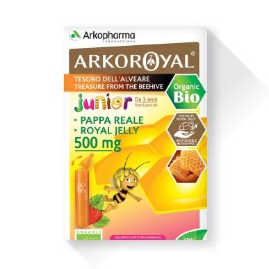 Arkoroyal Junior BIO Matična mliječ 500 mg za djecu