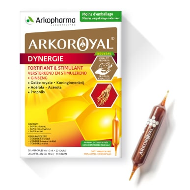 Arkoroyal Dynergie energizirajući kompleks